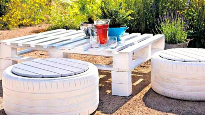 Amazing idea reuse Furniture