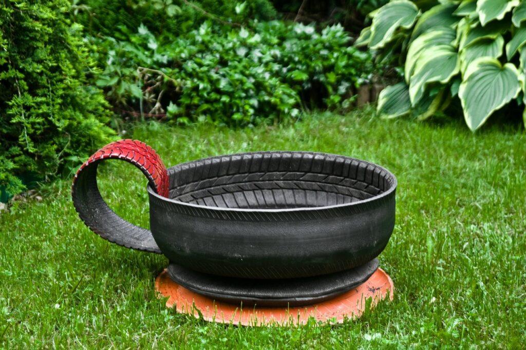 Low Budget DIY Décor Ideas for Garden