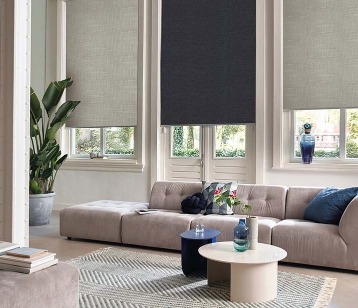Different Colors of Roller Blinds
