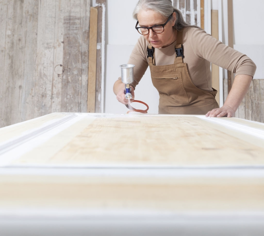 Steps to Paint IKEA Furniture