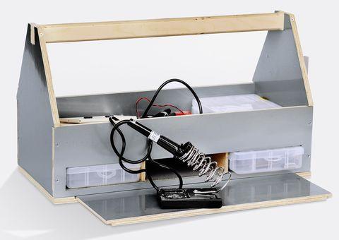 A-Frame Toolbox DIY